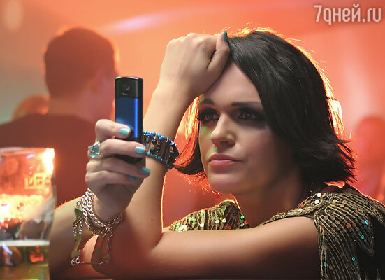 В Москве прошли съемки клипа певицы Славы на ее новых хит «Расскажи мне, мама»