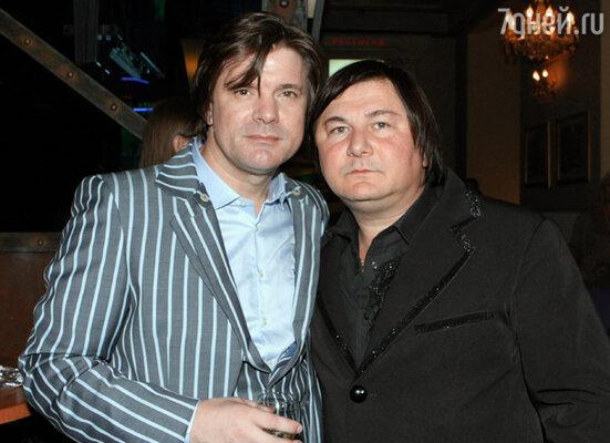 Николай Трубач и Гия Гагуа