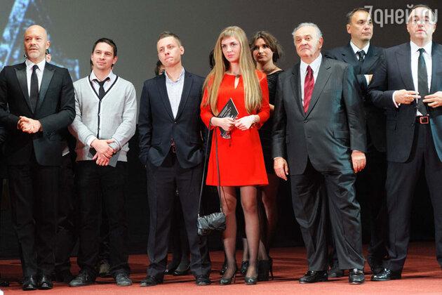Съемочная группа  фильма «Сталинград»