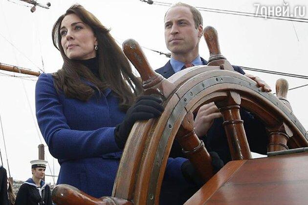 Кейт Миддлтон  Принц Уильям