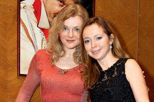 Елена Захарова заставила друзей побеспокоиться