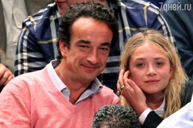 27-летняя Мэри-Кейт Олсен обручилась с 44-летним Оливье Саркози