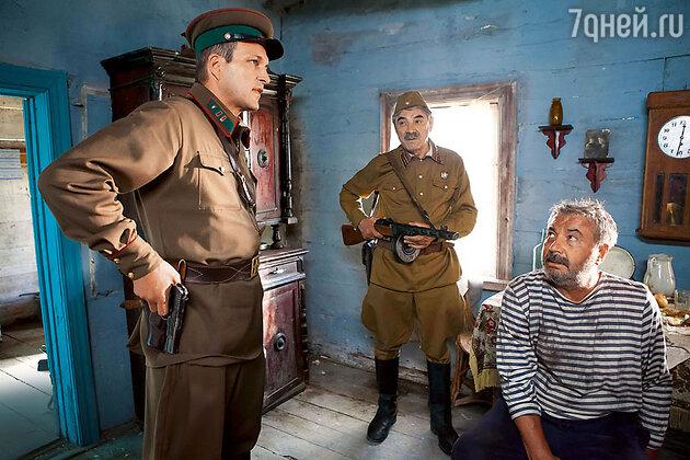 Кадр из сериала «По законам военного времени»