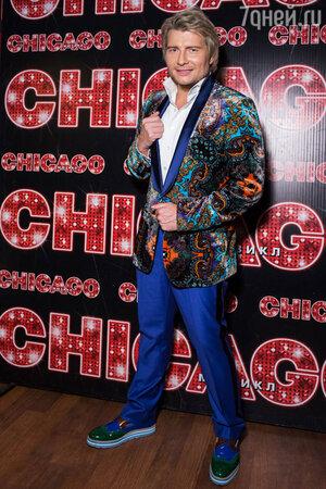 Николай Басков на премьере мюзикла «Чикаго» с Киркоровым