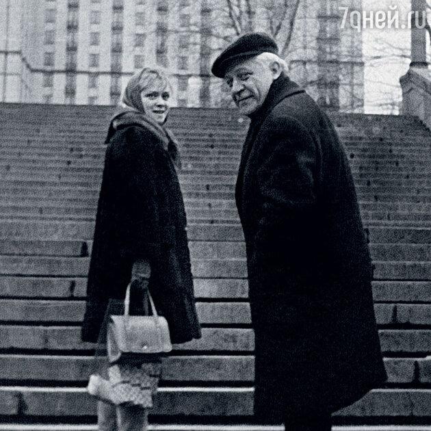 Алиса Фрейндлих и Игорь Владимиров
