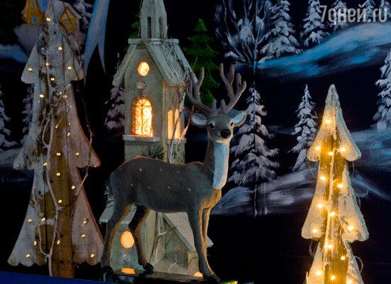В преддверии зимних праздников каждый, кто верит в чудо Рождества и Новогодней ночи, сможет воссоздать у себя дома сказку