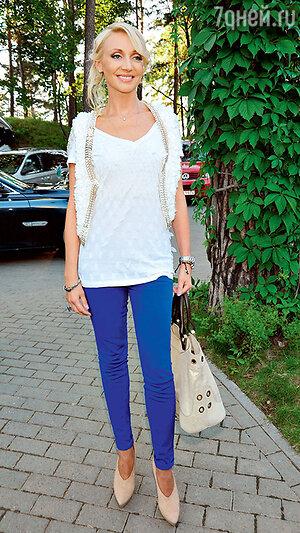 Кристина Орбакайте на конкурсе  «Новая волна» в Юрмале. 2011 г.