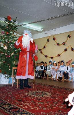 Года четыре я подрабатывал Дедом Морозом