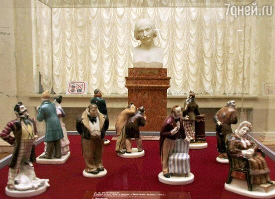 Выставка Россия Н.В. Гоголя. К 200-летию со дня рождения в Государственном историческом музее