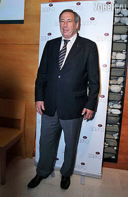 Шамиль Тарпищев — президент Федерации тенниса России