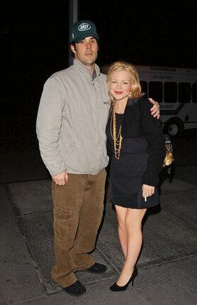 Кейси Джонсон с Джоном Ли, Нью-Йорк, 2005 год