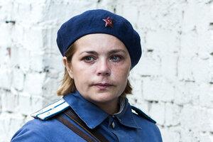 Ирина Пегова поступила служить в милицию