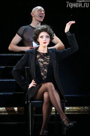 Анастасия Макеева в мюзикле «Чикаго»