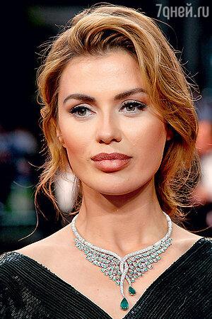 Виктория Боня на 68-м Каннском кинофестивале. 2015 г.