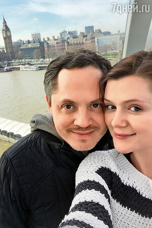 Дарья Калмыкова и Николай Сергеев