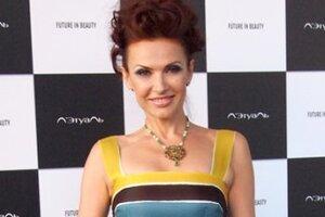 Образ дня: Эвелина Блёданс в Dolce&Gabbana