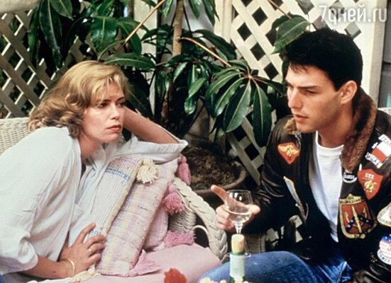 Кадр из фильма «Топ Ган»