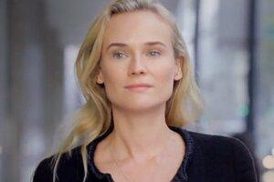 Диана Крюгер снялась в рекламном видеоролике Chanel