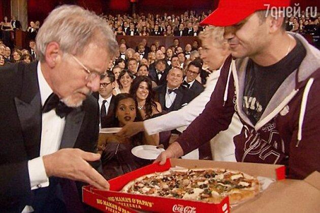пицца «Оскар» Эдгар Мартиросян