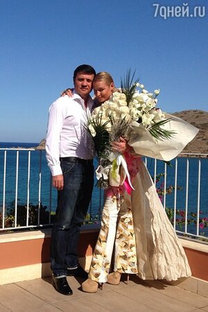 Анастасия Волочкова и Бахтияр Салимов расстались