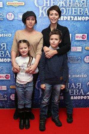 Екатерина Волкова и Дарья Екамасова