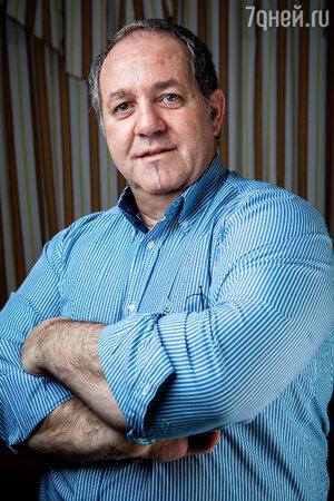 Шеф-повар ресторанов «Река» и Nord 55 Мишель Ломбарди