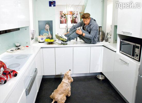 «На кухне я бываю нечасто, нопоесть люблю»