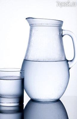 Самая полезная для человека — чистая природная вода