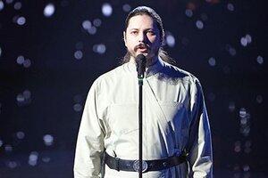 Сенсация: шоу «Голос» впервые выиграл монах