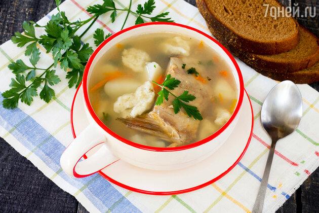 Рыбный суп по-гамбургски