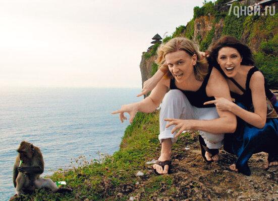 «Обезьяны на острове ручные, приветливые, игривые!»