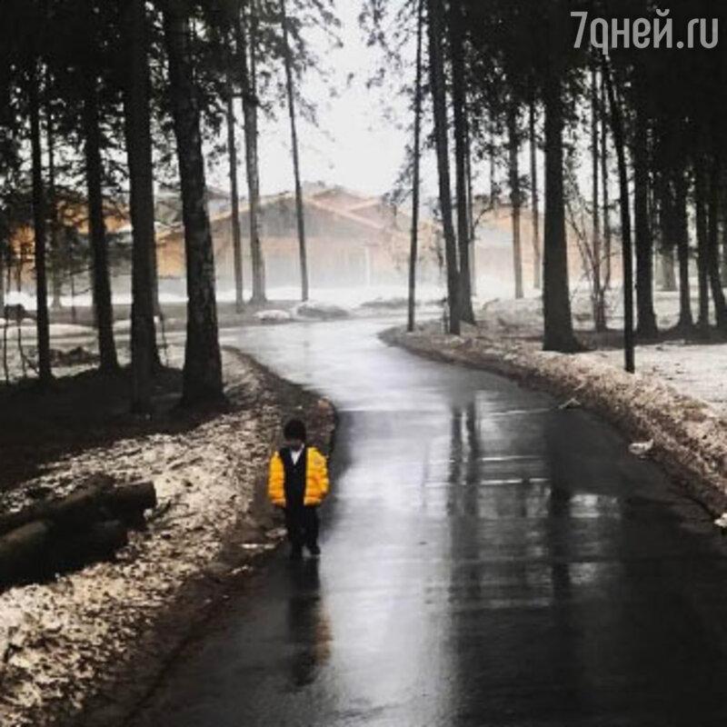 Надежда Михалкова показала подросших детей