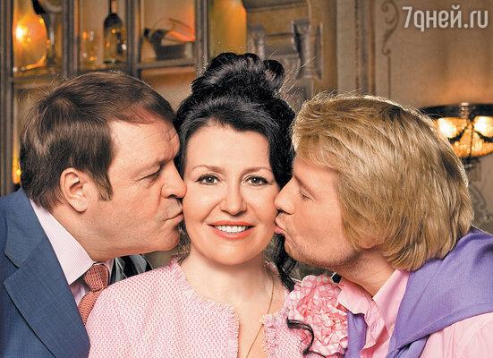 Николай Басков: «Что бы я ни творил— мама над моими выходками только смеялась. Поэтому я никогда не лгал!»