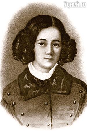 Фото репродукции портрета Е.И. Бибиковой