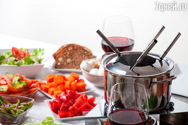Как приготовить фондю в домашних условиях: выбираем правильные ингредиенты