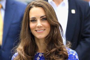 Герцогиня Кейт получила подарок от Королевского фотографического общества