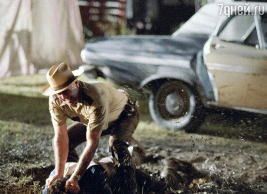 Кадр фильма «Техасская резня бензопилой»