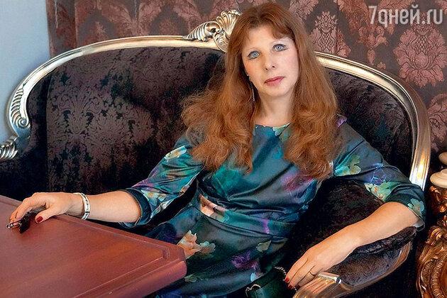Дочь актера Марина Жженова