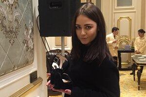 ВИДЕО: Ингрид Олеринская и Мария Шумакова выбрали себе обувь