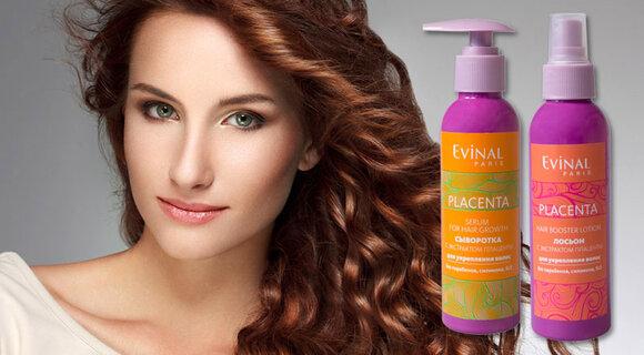 Плацентарная косметика – веский аргумент в пользу здоровых волос