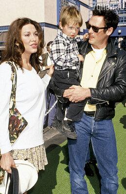 От третьей жены Джанин Бисиньяно у Майкла  осталось два сына. С Джанин и маленьким Кристианом