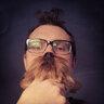 Борода из собаки