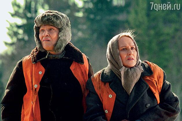 Нонна Мордюкова  и Римма Маркова