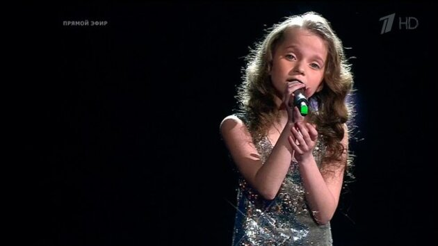 Победительница первого сезона шоу «Голос. Дети» Алиса Кожикина