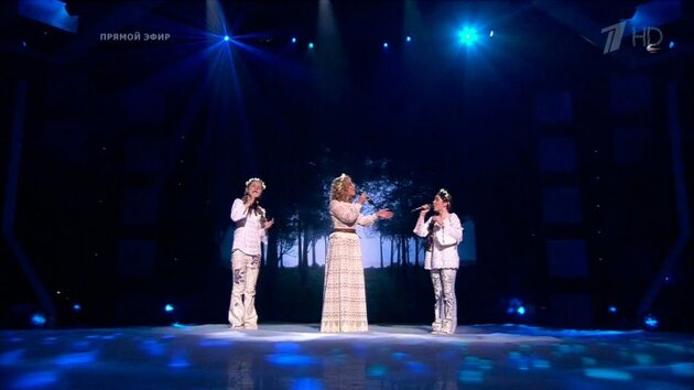 Анастасия Титова, Рагда Ханиева и Пелагея