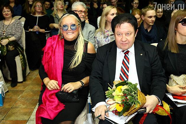 Татьяна Михалкова и Александр Митрошенков
