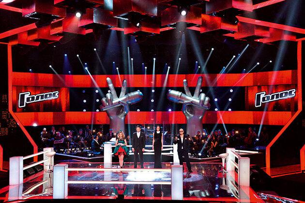 Шоу «Голос»