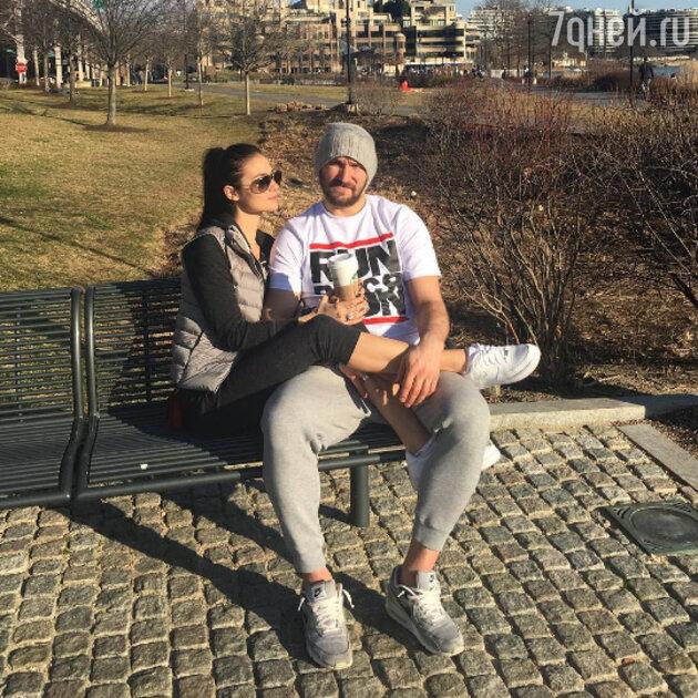 Александр и Анастасия Овечкины