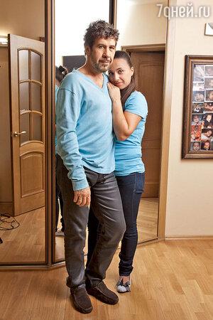 Валерий Яременко с  женой Анной
