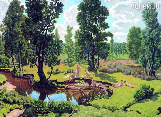Выставка «Николай Крымов. К 125-летию художника»